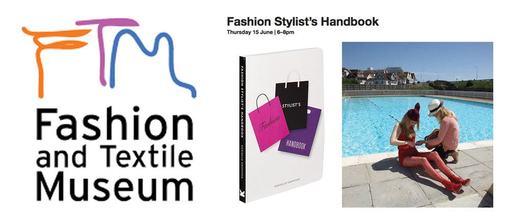 Fashion & Textile Museum talk - June 2017