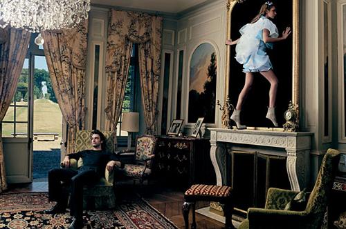 Nicolas Ghesquière of Balenciaga Through the Looking Glass.jpg