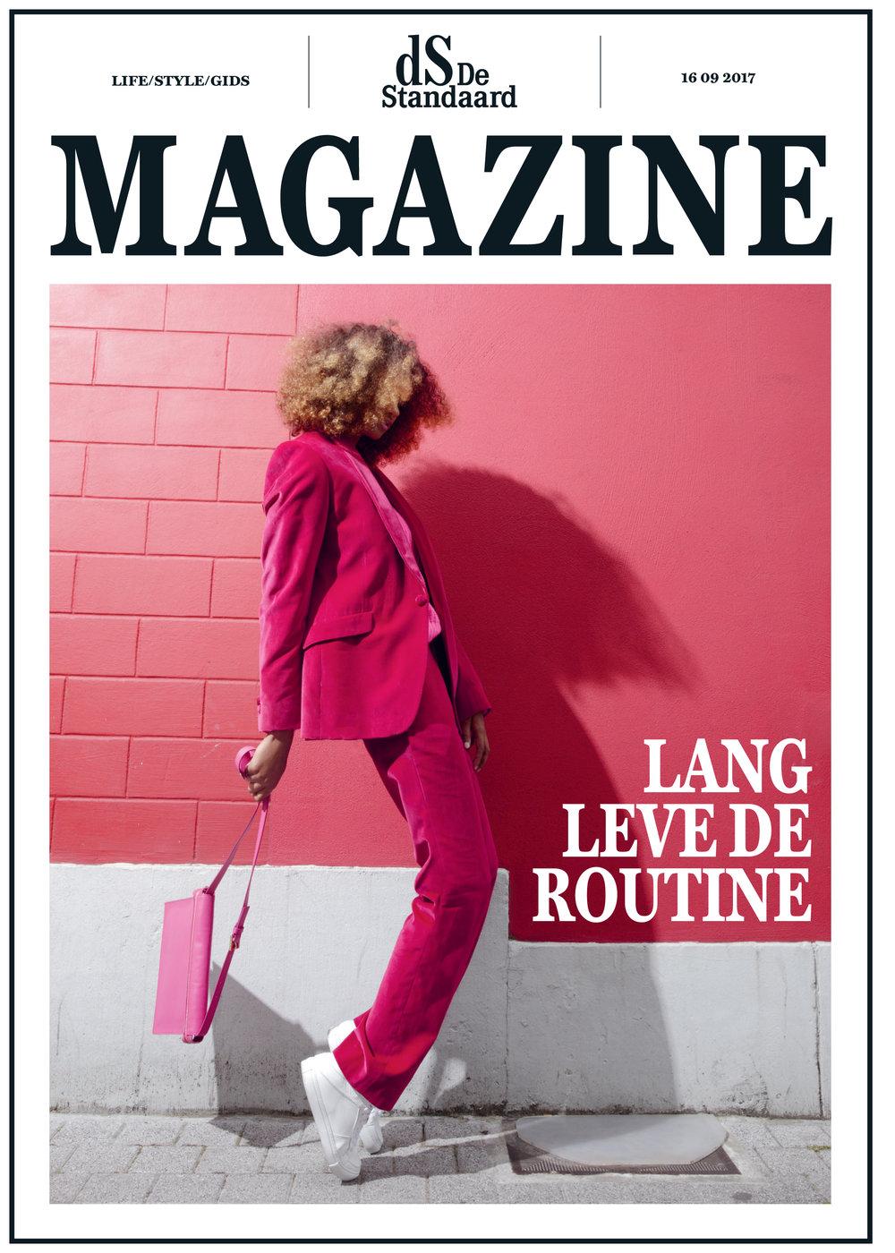 De Standaard Magazine  Images:  Merel T'hart