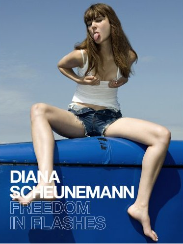 Freedom In Flashes book  Images:  Diana Scheunemann