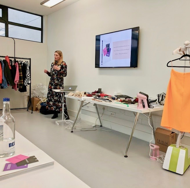 Condé Nast College of Fashion & Design    Stylist Toolkit Session