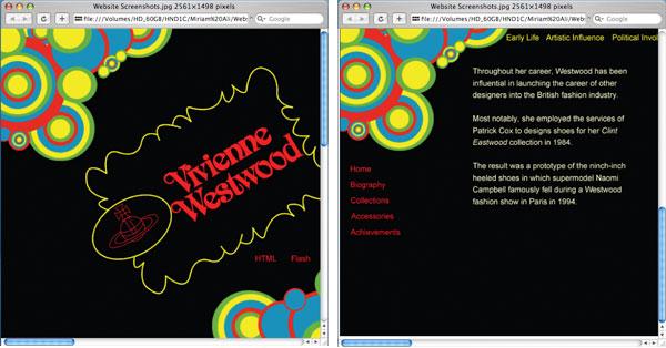 Website by Miriam Ali
