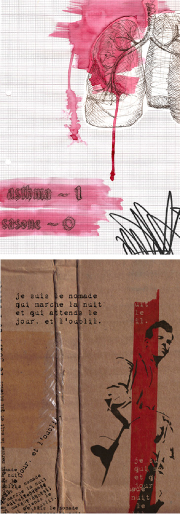 Two more postcards from Steven Swinney