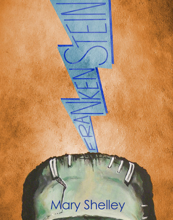 Frankenstein, designed by Bjarki Snorrason
