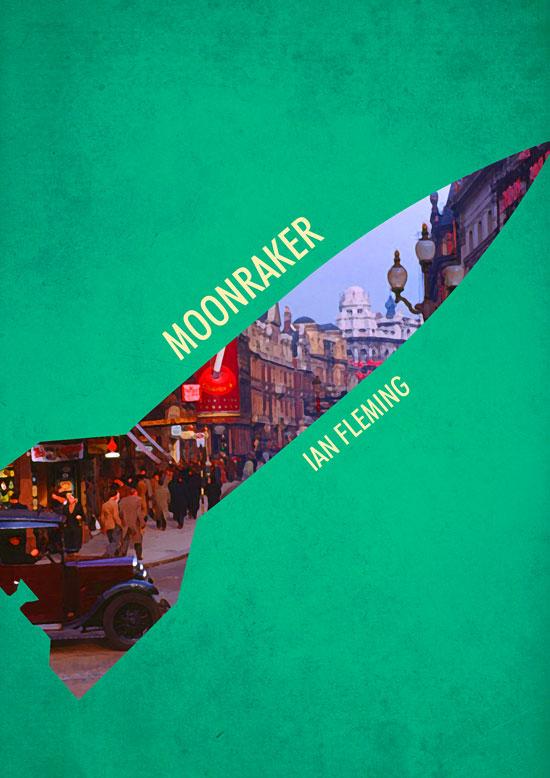 Moonraker, designed by Finlay Barron
