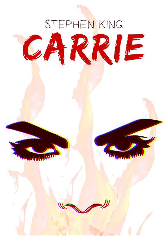 Carrie, designed by Mark Smith