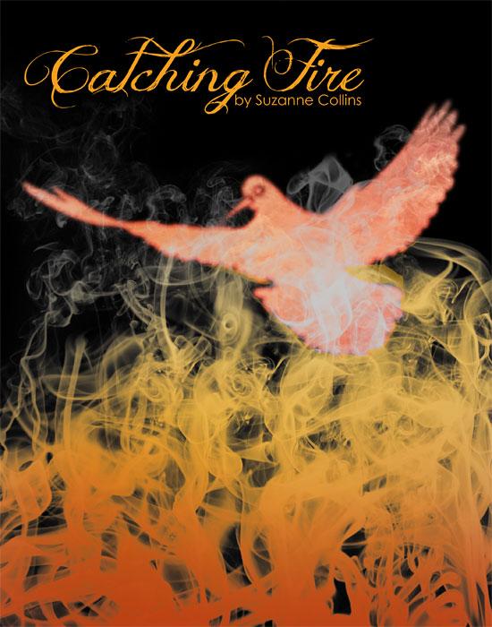 Catching Fire, designed by Samantha Birrell