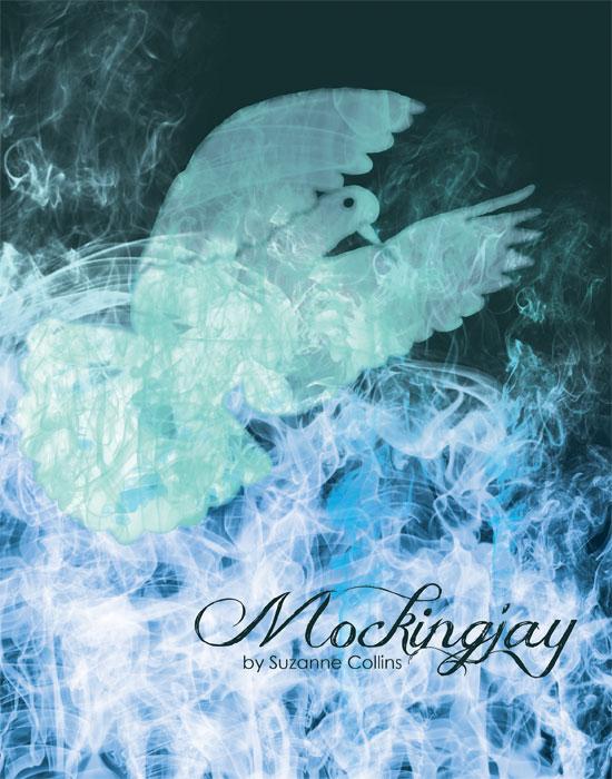 Mockingjay, designed by Samantha Birrell