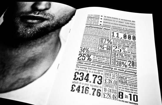 Information graphics by Craig Black