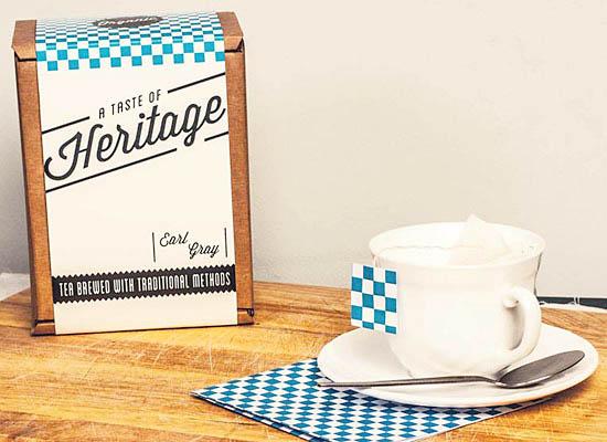 Heritage Tea by Chris Newton