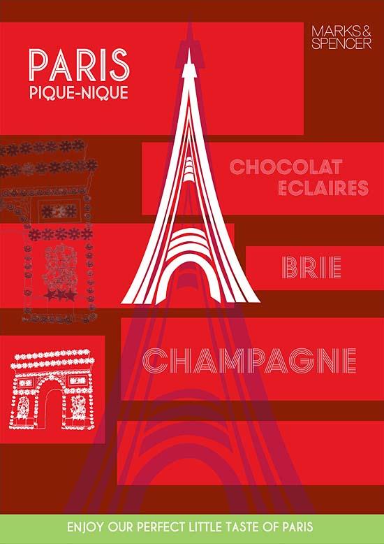 Paris picnic by Manjeev Kang