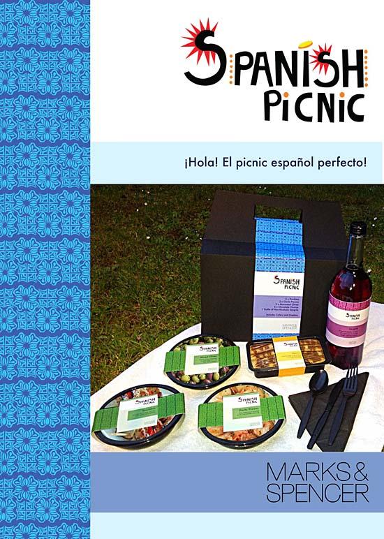 Spanish picnic by Emma MacKenzie