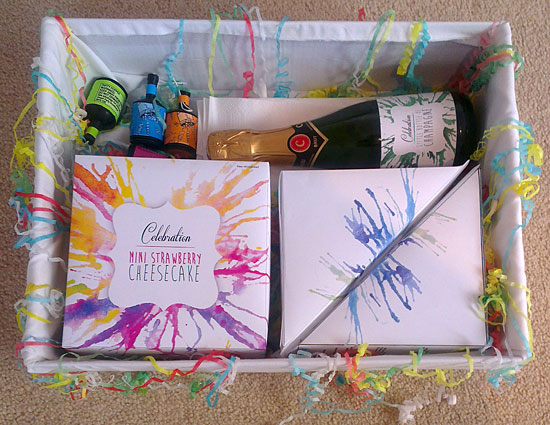 Celebration picnic by Hannah Flood