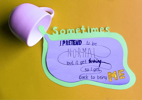 lettering by Anita Graszka