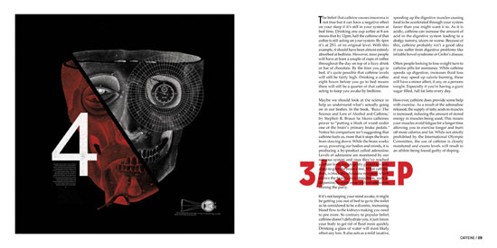 Editorial design by Andy Rogerson