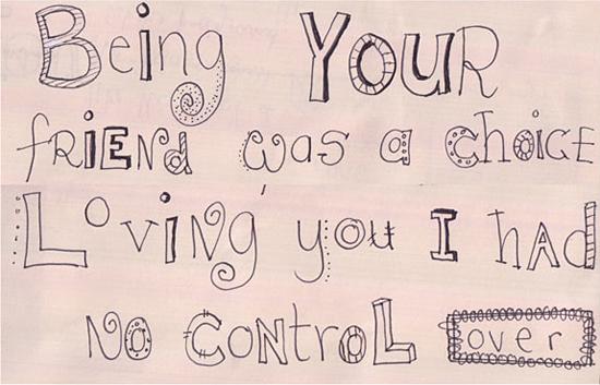 lettering by Emma MacKenzie