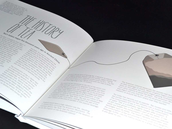 Editorial design by Roisin Deary