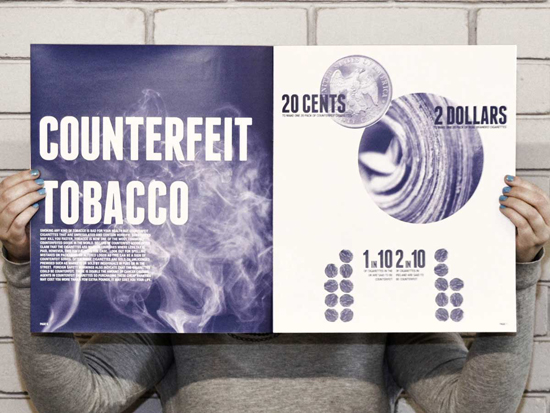 Information graphics by Roisin Deary