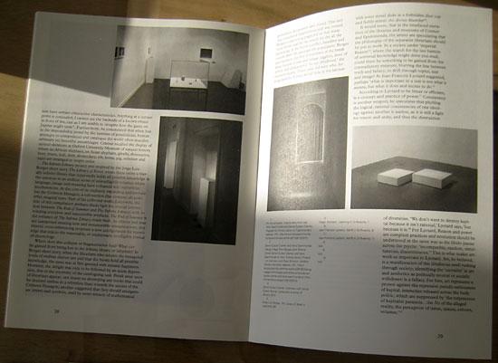 Undercurrents magazine by Sebastian Howell