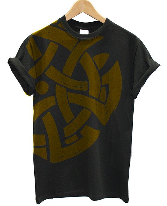 Design for a T shirt by Scott McAllister