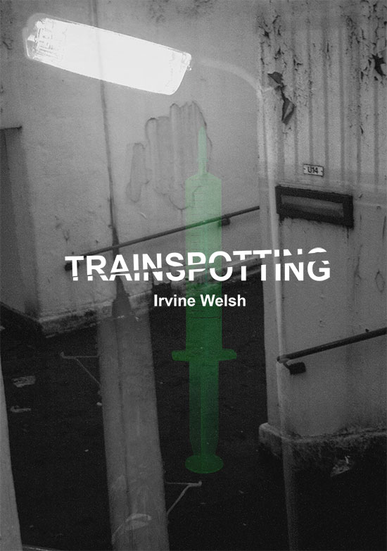 Trainspotting by Alex Burrowes