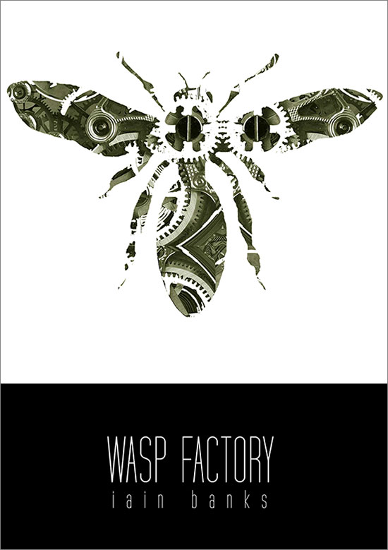 Wasp Factory by Claire Clark