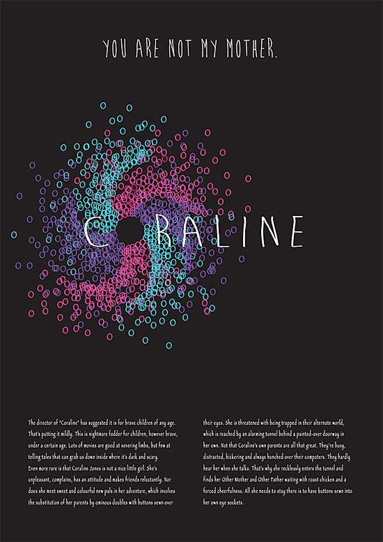 Coraline by Aaron Murray