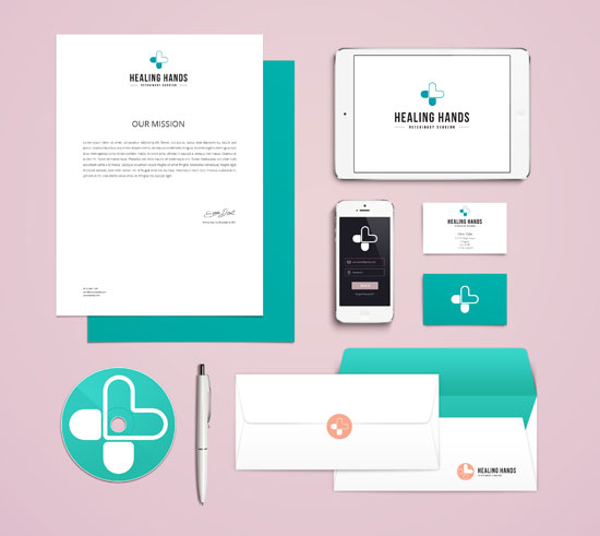 Stationery Mock-up by Chris Newton