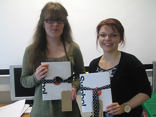 Kate Oakwood and Patrycja Meller of 1A