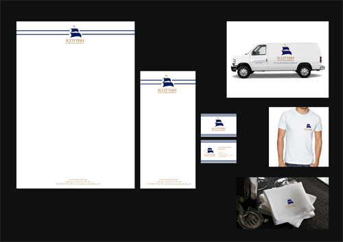 Brand identity for a Maritime Museum designed by Parbinder Kaur