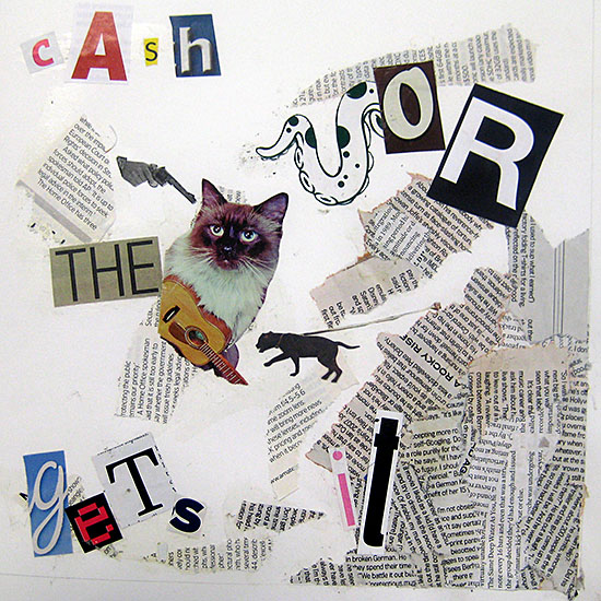 Ransom note by Holly Neilson