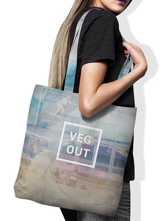 Promotional bag by Jamie Stein