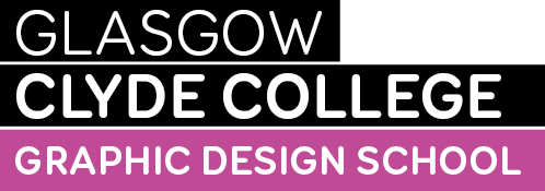 GCC Glasgow Clyde College Graphic Design School