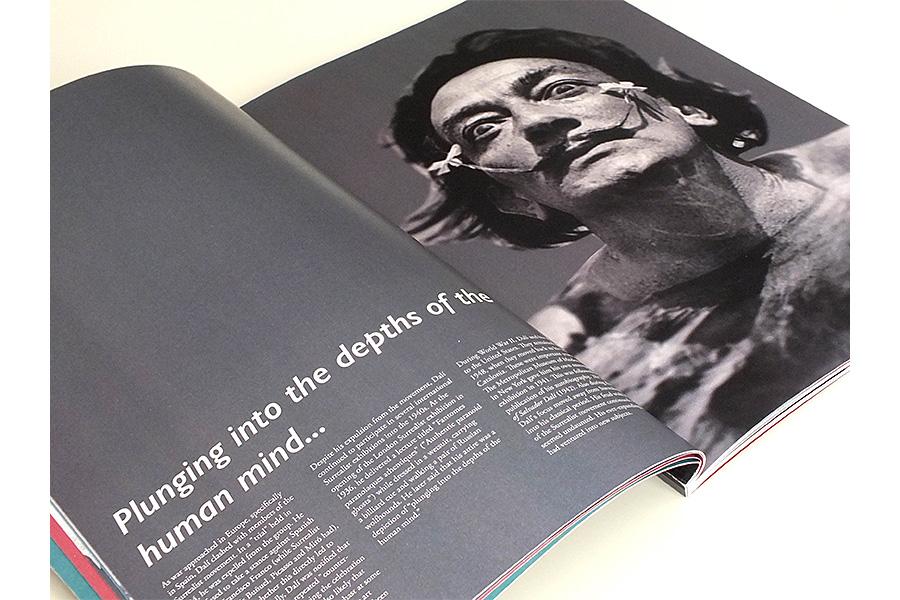 Glasgow Clyde College BA Graphic Design Editorial