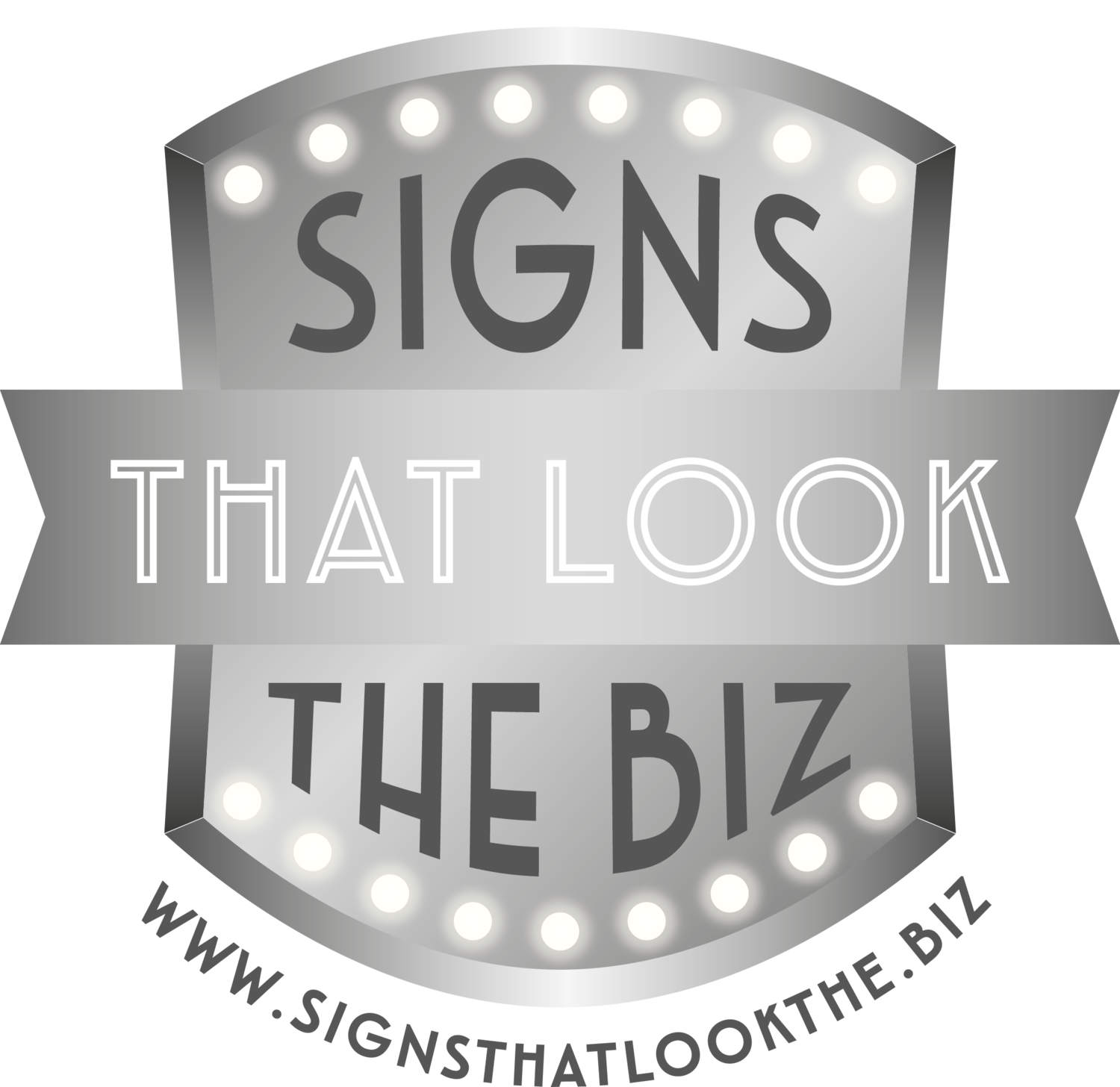 Signs That Look The Biz