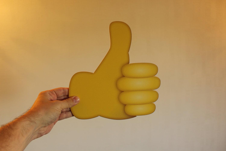 thumb signal computer icons emoji clip art thumbs up  free