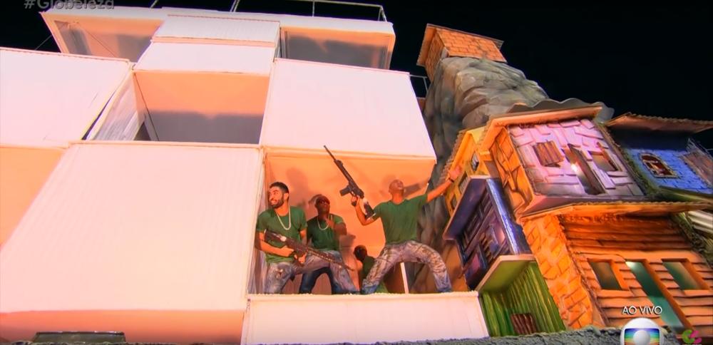Petrobras transforms into a favela.