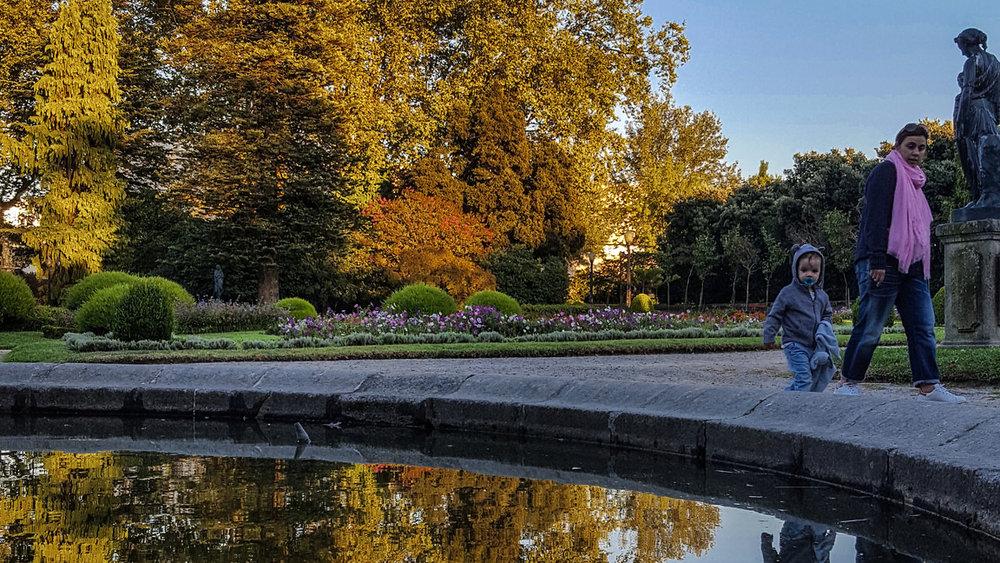 Palacio Cristal Park