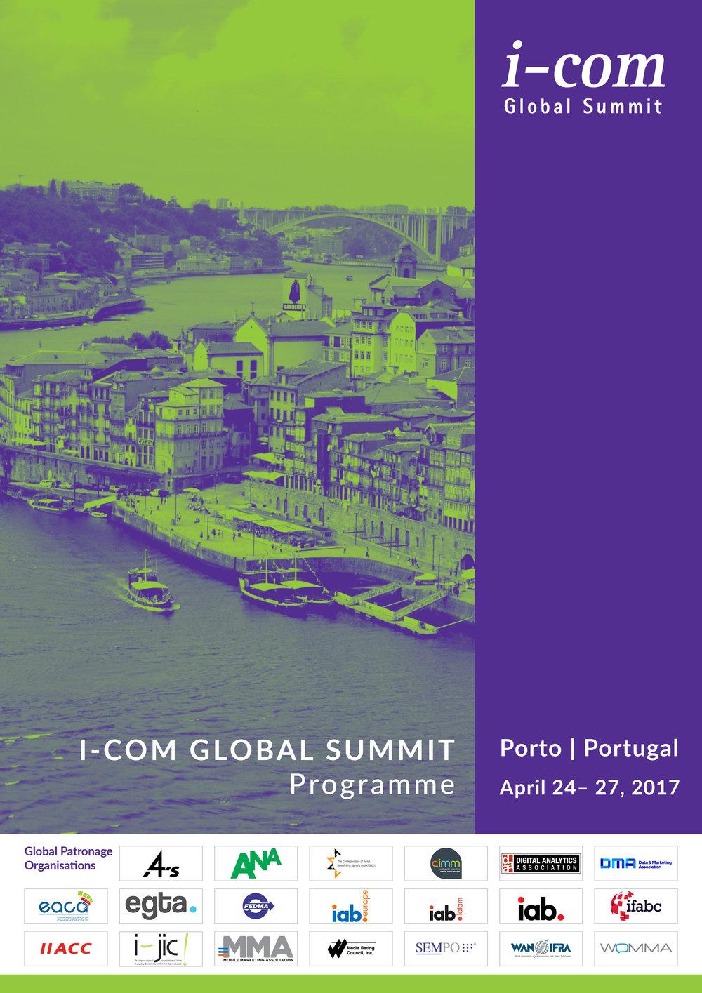 Global Summit Programme 2017