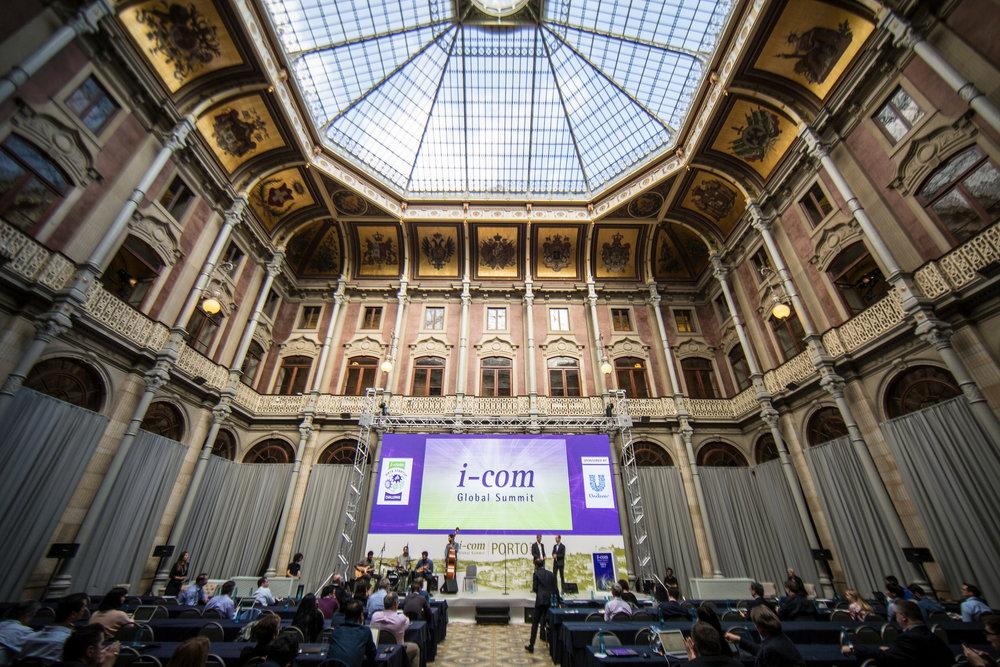 I-COM Global Summit Porto 2017