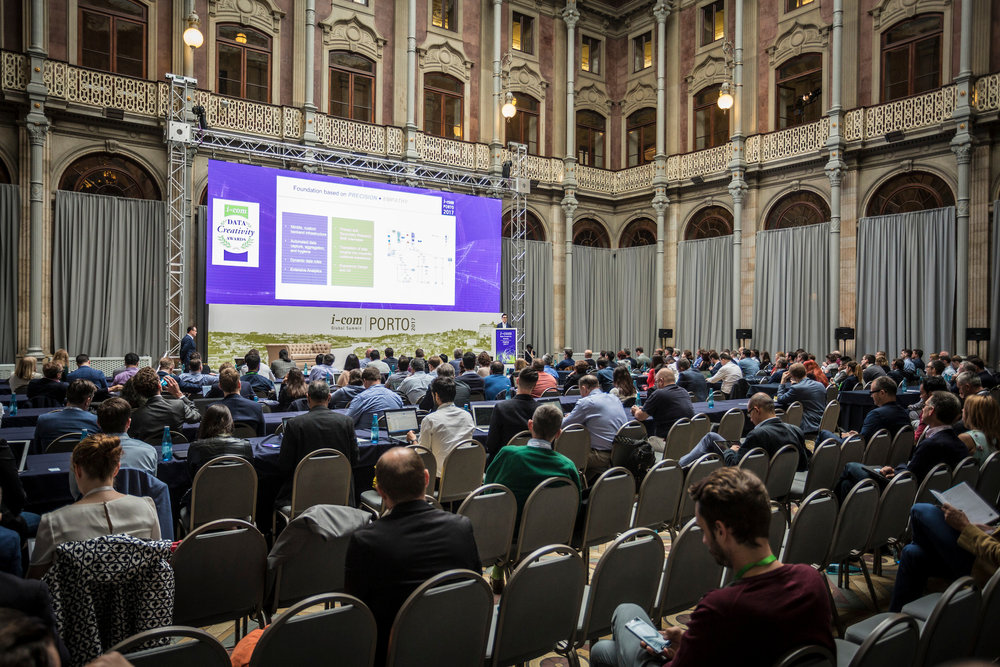I-COM Global Summit 2017, Porto