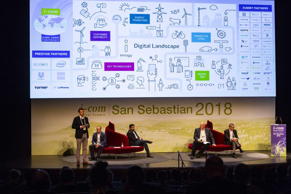 I-COM Global Summit San Sebastian 2018