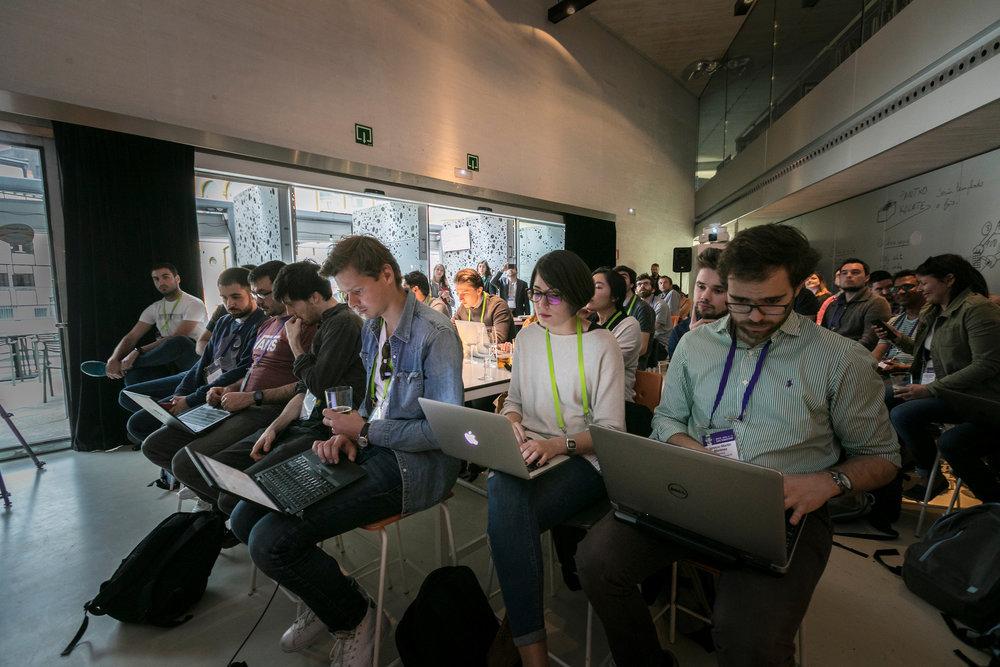 Hackathons (San Sebastian, 2018)