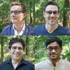 Owen Hanks, John Martin,  Paul Neto, Prashanth Ravindran