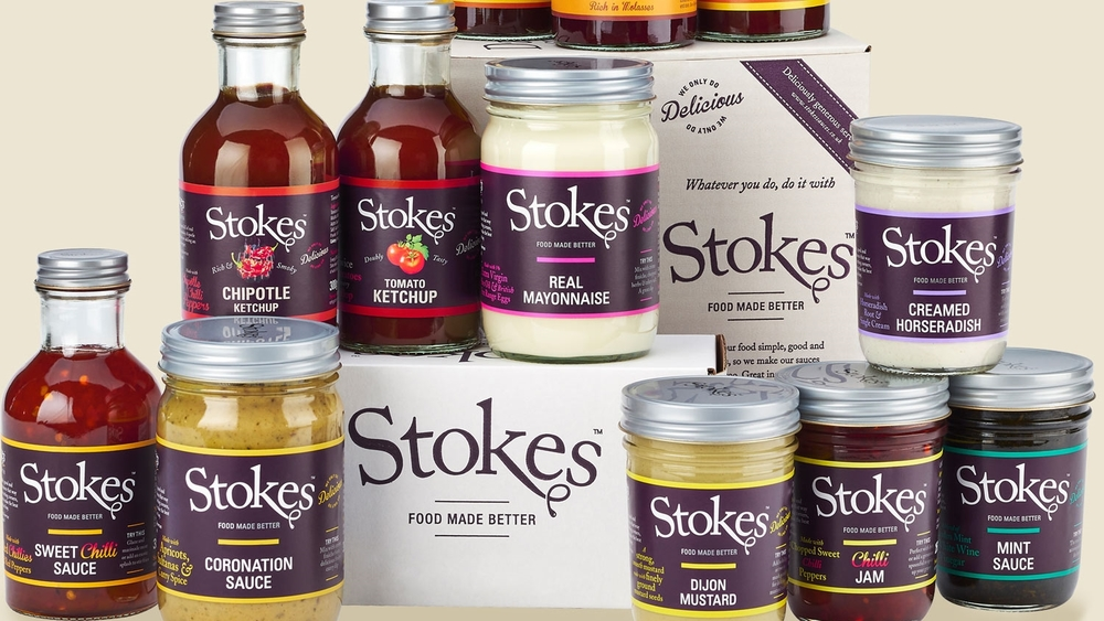 Stokes Sauces: Food Lovers Bundle