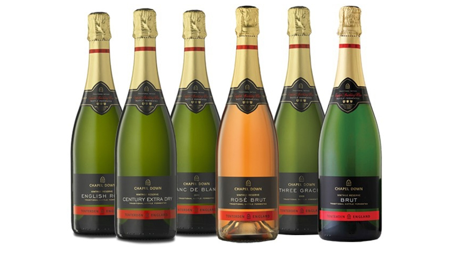 Chapel Down: Fabulous Fizz Tasting Case