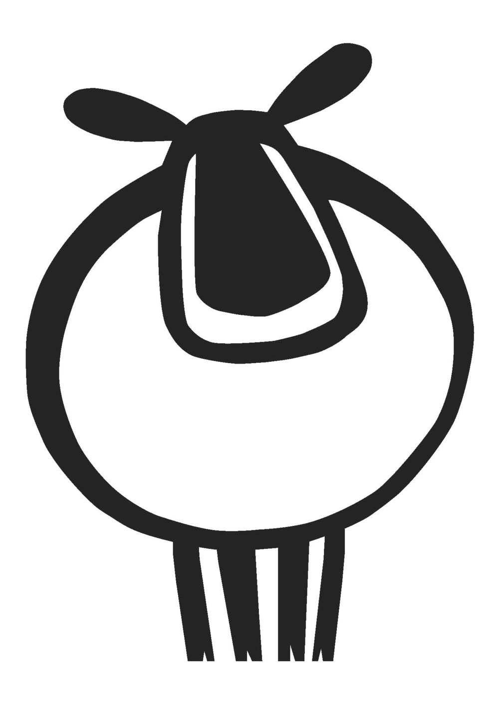 Gimber/Ung Husflid 2015 Abstrahering og forenkling av karakter til trykkblokker som skal brukes av Ung Husflids medlemmer.