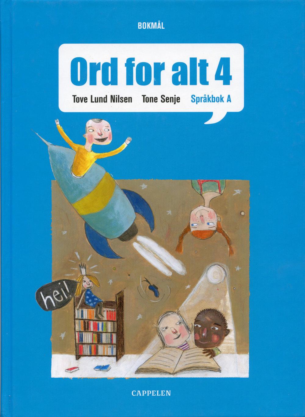ORD FOR ALT/Norskverk fra Cappelen Damm