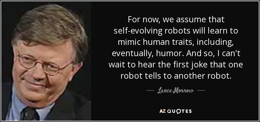 Robotic Influencers