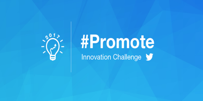We are participating in the #Promote challenge